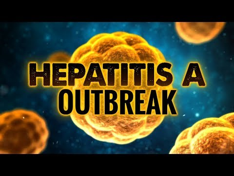 Massive Hepatitis A outbreak State of emergency declared in California 19 Dead