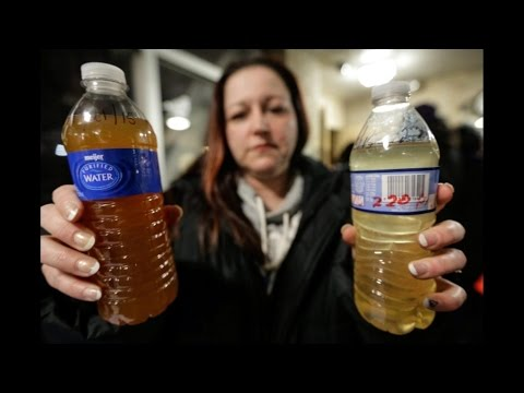 """They Don't Care About Us"" (Michael Jackson) - Flint Water Crisis (Michael Moore)"