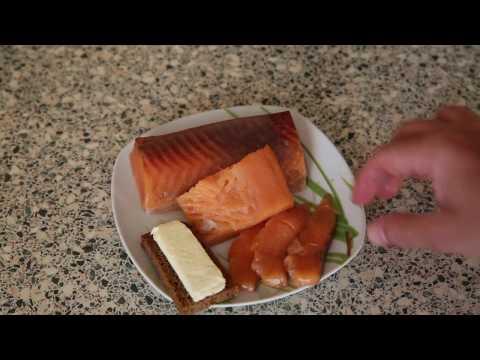 Как засолить малосольную сёмгу