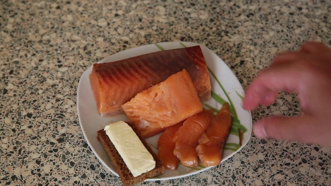 Как вкусно сделать лосось