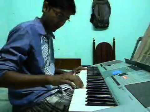 tum se milke aisa laga(parinda) instrumental by arnab