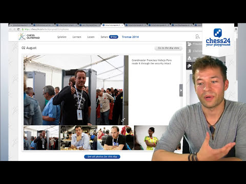 Iljas Olympiade-Highlights - Ausgabe 1