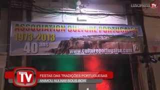 Tradições Populares Portuguesa em Aulnay-sous-Bois
