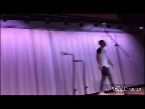 Some freestyle at GREEN FAMILY CAMP variety show summer 2017