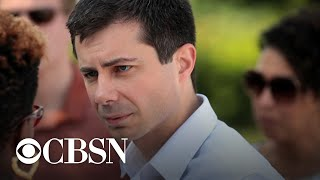 CBS News poll: Buttigieg surges in Iowa but struggles with black voters