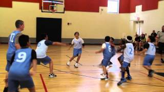 YMCA Basketball 2014 GAME 3