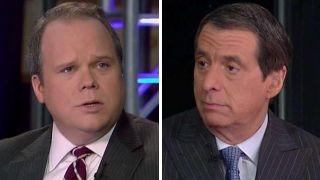 Stirewalt, Kurtz react to Trump