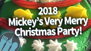 EVERYTHING You Need To Know About The 2018 Mickey's Very Merry Christmas Party in Disney World!