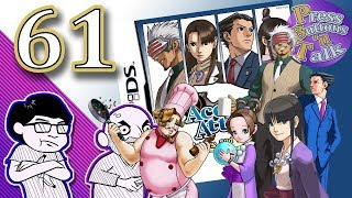 Phoenix Wright: Trials and Tribulations, Ep. 61: Coulda Been Count Olaf - Press Buttons 'n Talk
