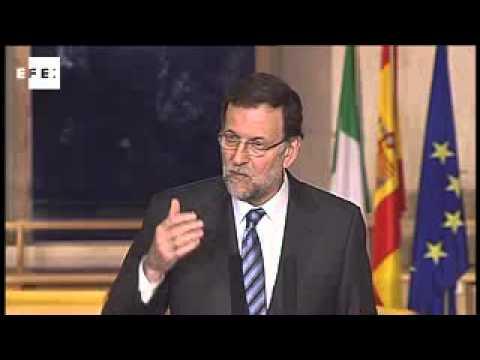Rajoy: se creará empleo esta legislatura y no voy a cambiar el Gobierno