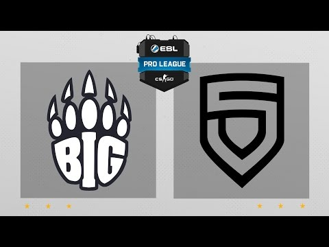 CS:GO - BIG vs. Penta [Inferno] Map 1 [2/2] - ESL Pro League Season 5 - Decider Match EU Relegation
