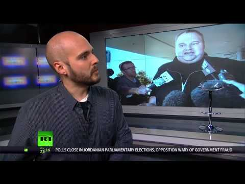 [88] Kim Dotcom Defies US Government, Lee Camp's Funny Truths