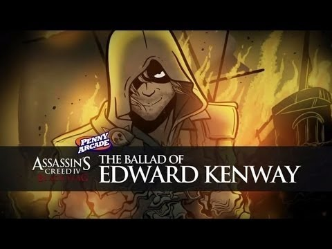 The Dead Crew Of Oddwood - The Ballad Of Edward Kenway