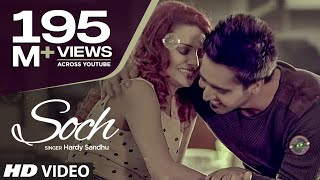 34 Soch Hardy Sandhu 34 Full Audio Song Romantic Punjabi Song 2013