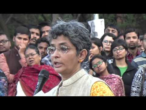 Nivedita Menon Lecture on Nationalism @JNU – Justice For Rohith Vemula & Release of Kanhaiya Pt-186