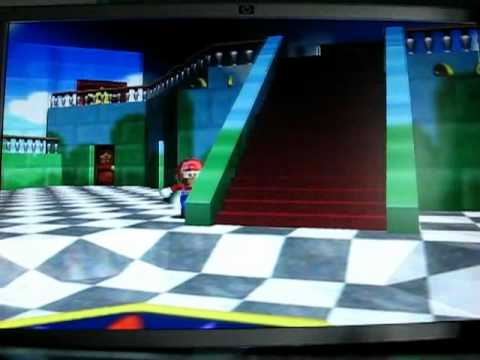 XBOX360 Nintendo 64 emulator preview WIP
