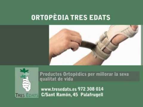 Ortopedia Tres Edats www.tresedats.es