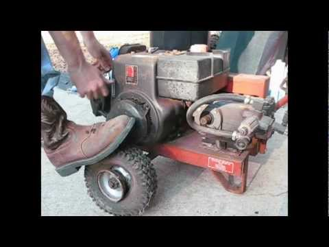 how to get a small engine running in 3 steps