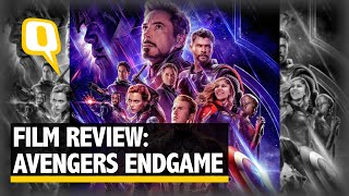 Film Review: Avengers Endgame | The Quint