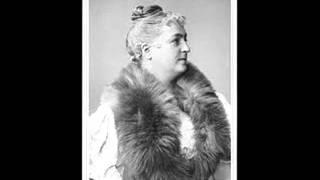 "Lilli Lehmann Sings Schubert's ""Erlkönig""  1906"