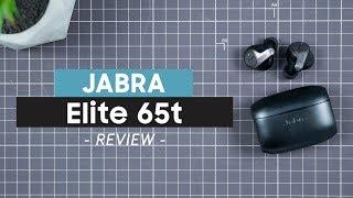 Đánh giá tai nghe bluetooth Jabra Elite 65t