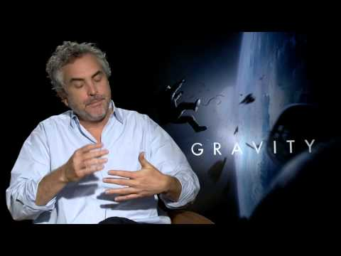 Gravity: Director Alfonso Cuaron Official Movie Interview
