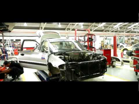 PROTON Makeover - Satria GTI