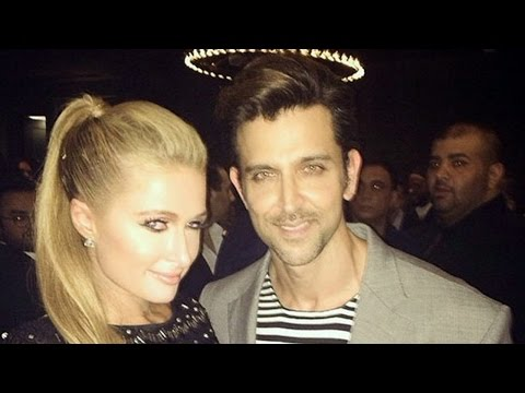 Paris Hilton & Hrithik Roshan party together in Dubai
