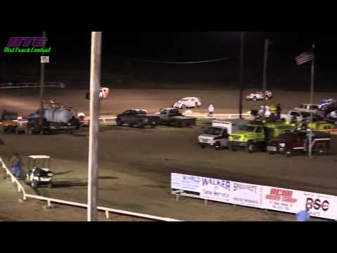 IMCA Modified A Feature Wakeeney Speedway 55-13