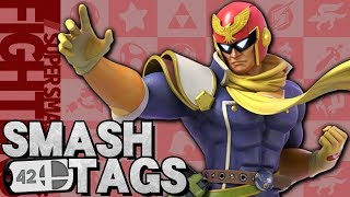 Captain Falcon Is Faster Than A Speeding Bullet! ELITE Smash Tags #42 (Super Smash Bros. Ultimate)