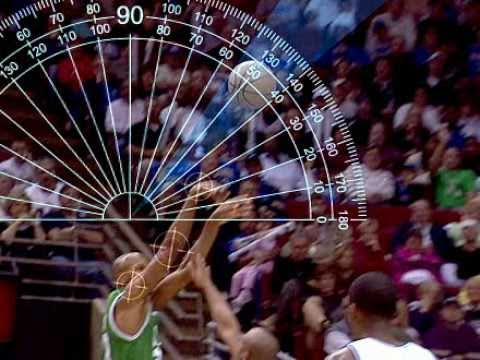 Sport Science:Ray Allen (中文字幕) - YouTube