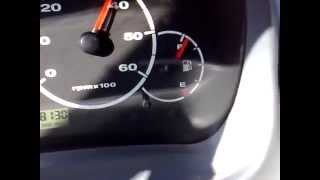 Crazy Fuel Gauge