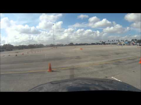 Acura ILX at Equipe Rapide FL Championship Autocross