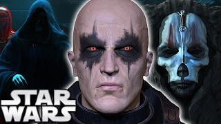 Top 7 Most Powerful Sith Lords - Star Wars Explained