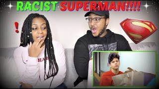 """Racist Superman"" 