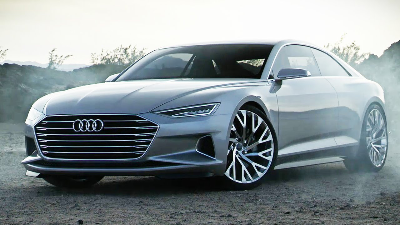 OFFICIAL Audi Prologue Concept The Future Audi A9 YouTube