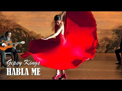Habla Me Gipsy Kings (TRADUÇÃO) HD (Lyrics Video)