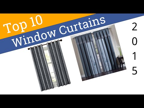10 Best Window Curtains 2015