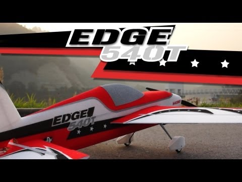 HobbyKing Product Video - HK Edge 540T EPP/Balsa 3D Aerobatic Airplane (ARF)