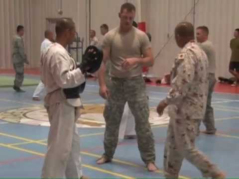 MilitaryMixedMartialArts.com - National Guard learn new techniques from the Japan Self-Defense Force Image 1