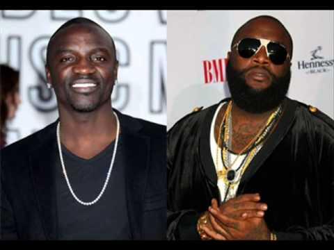 Akon Feat Rick Ross BK Brasco OK NEW SONG
