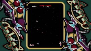 Galaga glitch for the ps4