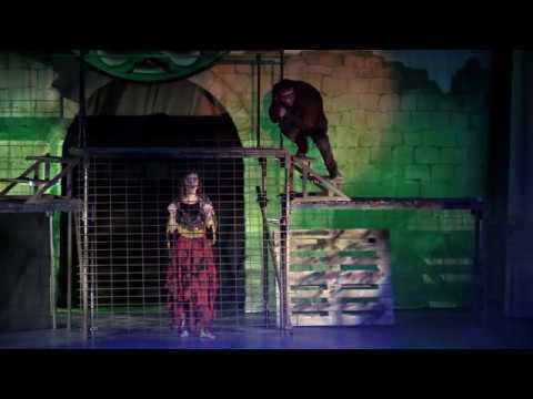 A párizsi Notre-Dame musical  -  Börtön-duett (Les oiseaux qu'on met en cage)