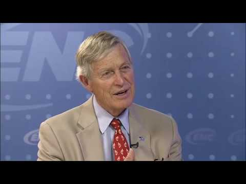 Fmr. Sen. Tim Wirth Talks Climate and Natural Gas