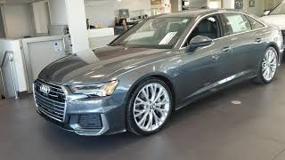2019 Audi A6 Fast Walk Around davidy@santamonicaaudi.com Please subscribe