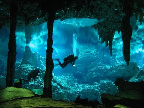 Extreme Deep Underwater Caves Diving #Full Documentary