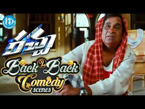 Racha Movie - All Time Superb B2b Comedy Scenes - Brahmanandam video