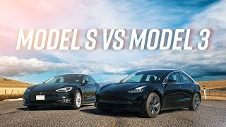 Model 3 vs Model S: The Ultimate Tesla Battle