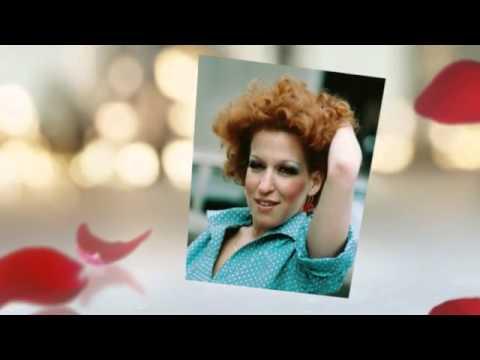 Bette Midler - Red