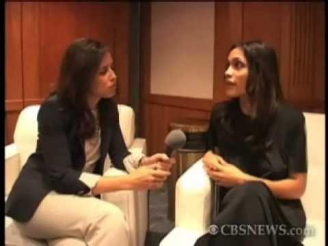 Rosario Dawson on Latino Census Participation